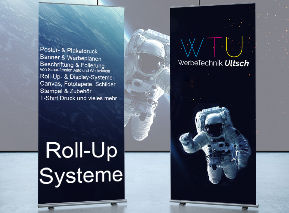 Roll-Up Systeme